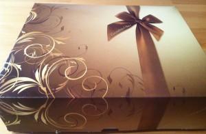 Die Präsent-Schachtel